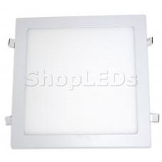 Светодиодная панель BKL-T-300-24W (белый квадрат, 24W, 300x300x13mm) (белый 6000K)