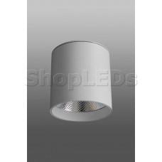 Накладной светодиодный светильник DM-178 (25W, 3000K, 100*100, белый корпус)