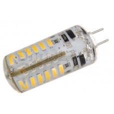 Светодиодная лампа DL12-G4-3W  (12V, 3W, 210 lm) (теплый белый 3000K)