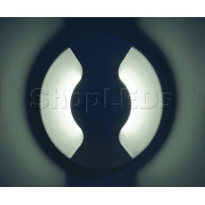 Светодиодный светильник C2-C2-W-3 (220V, 3W, белый корпус) (теплый белый 3000K)