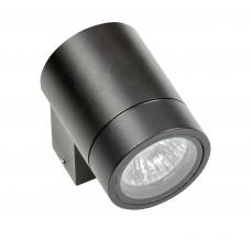350607 Светильник PARO 1xGU10 черный (в комплекте)