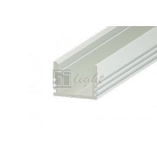 Встраиваемый алюминиевый профиль СТ-1125 (с экраном)